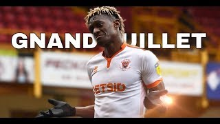 Armand Gnanduillet | ALL Goals & Highlights - Blackpool FC