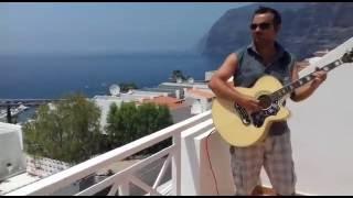 Angelico -Tenerife sky and sea (instrumental live)