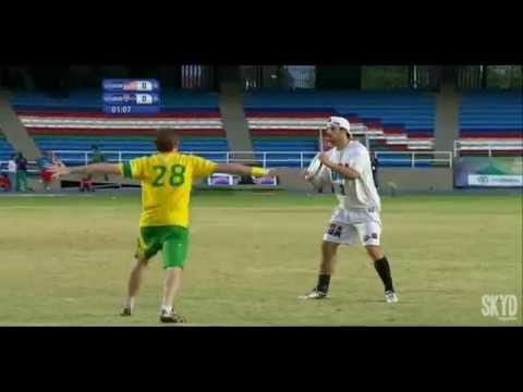 Video Thumbnail: 2013 World Games, Gold Medal Game: USA vs. Australia