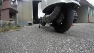 Vespa 50 special-130 polini,THM speedy sound-Go Pro hero
