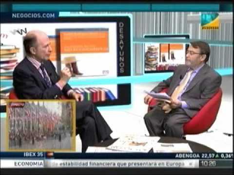 Carlos R. Braun presenta «Economía de los no economistas» en Desayunos Capital