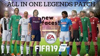 Fifa 19 icons squad file pc mod videos / InfiniTube