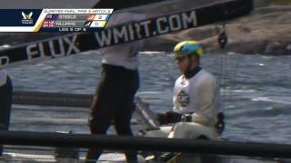 STEELE THROUGH WITH THE MATCH POINT! - WMRT Marstrand 2016