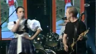 Ewa Farna, Čechomor a Olza - Hej górale (Anděl 2008)