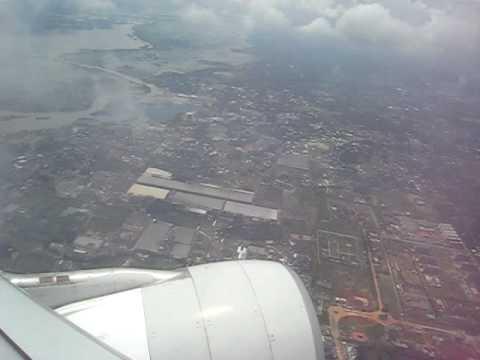 飛行機から見たバングラデシュ (Bangladesh)