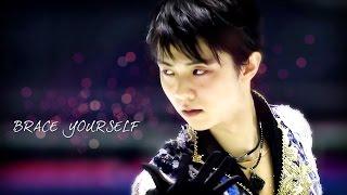 羽生結弦 × Yuzuru Hanyu ~ BRACE YOURSELF