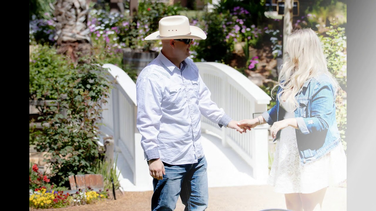 Cory DeBow  + Maddii | Riverside, California | The Hitchin' Post