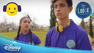 The Lodge | Something About Me | Official Disney Channel UK