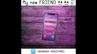 FRIENDS (Marimba Remix) iPhone Ringtone 2018