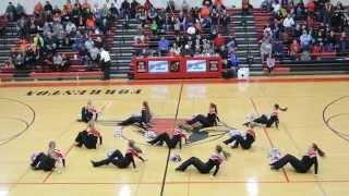 FHS Dance Team Routine Pop Danthology