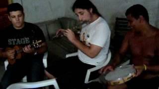 Pixinguinha - CHEGUEI - Trio Cipoada (Cavaco, Flauta e Pandeiro)