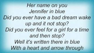 Lloyd Cole - Jennifer She Said Lyrics