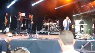 UB40 Live @ Groove Music Festival (Ireland) - Groovin!