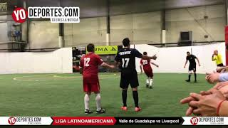 Valle de Guadalupe vs. Liverpool Final Veteranos Liga Latinoamericana