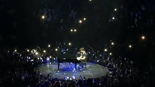 Castle On The Hill (cover) - Shawn Mendes (Montreal, Canada) 14/08/17