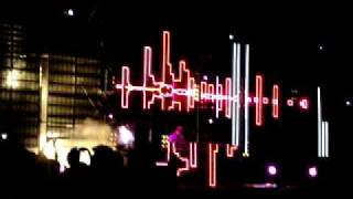 David Guetta - The world is mine live @ six flags mexico 2010