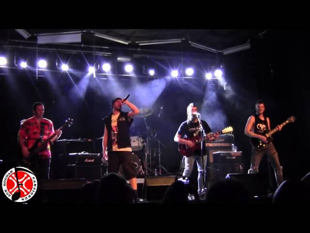 Vídeo de un concierto en la sala Stage Live de Bilbao.