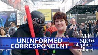 Uninformed Correspondent: Bootsie Hits Comic Con width=
