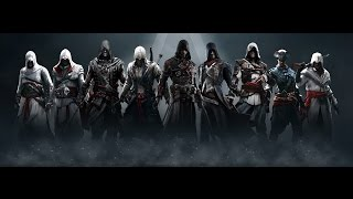 Assassin's Creed Unity, IV, III, II, I GMV - Imagine Dragons - Friction