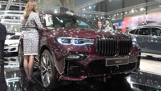 BMW X7 first look & FULL REVIEW (M50d)