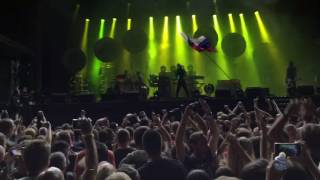 The Prodigy - Poison live at Pohoda festival 2016