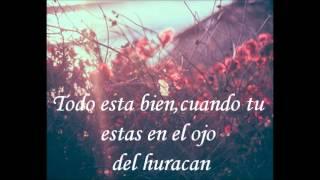 Bridgit Mendler- Hurricane [traduccion en español]