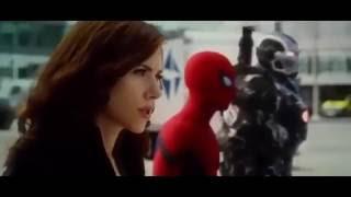 Captain America Civil War Tribute - Courtesy Call