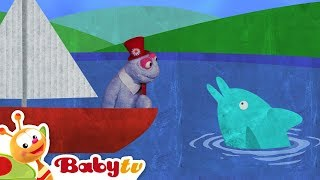 Fish, Sea and Boat | BabyTV