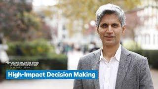 10X Decision Making
