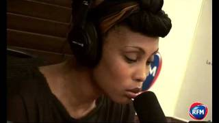 """Imany """"You will never know"""" en live sur RFM"""