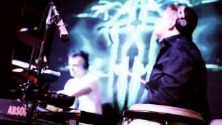 Dziubee Drummer & Dj Johnny Bravo live on Percussion Bank CLub Warsaw