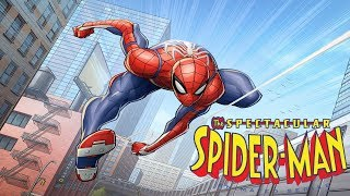 THE SPECTACULAR SPIDER-MAN PS4 MUSIC VIDEO [SPECTACULAR SPIDER-MAN THEME]