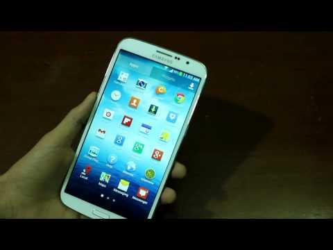 المراجعه الكامله Galaxy Mega 6 3