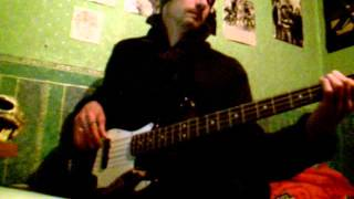 weapon of choice bass cover