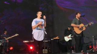 Splinters and Stones - Hillsong UNITED live Israel!!