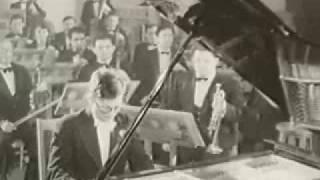 Shostakovich plays piano concerto no 1, op. 35 - IV (1940)