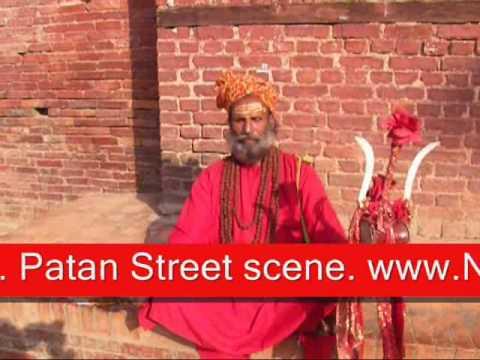 Patan Street Scene