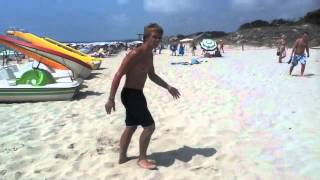 SAB' Tricking Progression 2012 - Menorca