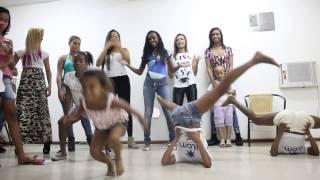 """BONDE DAS MARAVILHAS NA INSTITUIÇÃO """"AMICCA"""" - PARTE 4"""