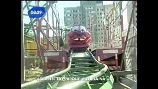 Criança é arremessada de brinquedo de parque em São José dos Campos SP)   Vídeos   R7