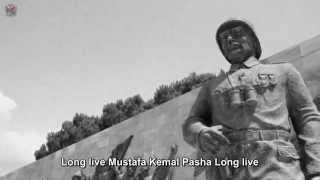 Izmir Marche - İzmir Marşı (Eng. Sub.) Yaşa Mustafa Kemal Paşa. Turkey Ataturk. İzmir Marşı Atatürk.