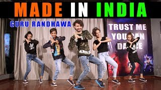 Guru Randhawa: MADE IN INDIA Dance Video | Bollyrical | Vicky Patel Dance & Tutorial