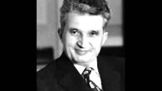 Cuvintare de Anul Nou - Ceausescu - La Multi Ani ! ! !