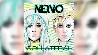 NERVO feat. J Park - Right Thru Me (Cover Art)