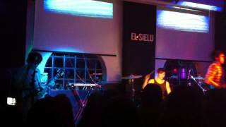 Suite - Hangover (Taio Cruz cover) live at El Sielu
