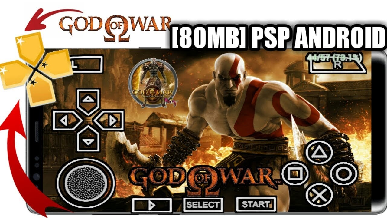 Download thumbnail for [80MB] Download God Of War Android