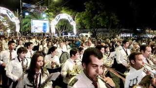 Banda do Samouco na Procissão de São Pedro - Montijo 29JUN2012 HD