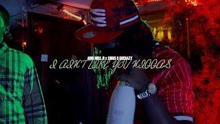 "[AMG] WILL D x CHRISGGOCRAZY ""I AINT LIKE YOU NIGGAS"" (MUSIC VIDEO) @MONEYSTRONGTV"