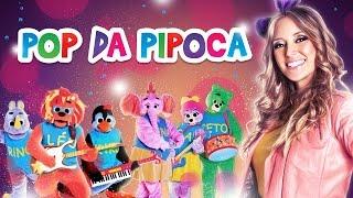 Ilana e a Banda dos Bichos - Pop da Pipoca - [Clipe Infantil Gospel]