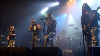 Sabaton - To Hell and Back (Philadelphia, PA) 4/17/14